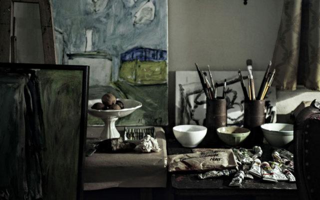 Pokój Józefa Czapskiego