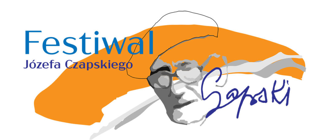 logo kolorowe festiwalu józefa czapskiego, autorem jest artur majka
